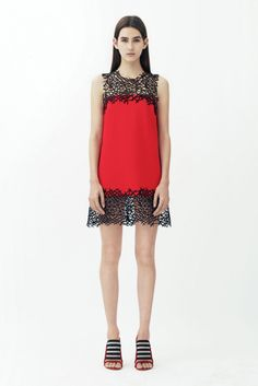 Loving this lace alternative! Wonder what it feels like? Probably plastic...