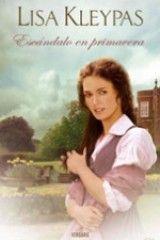 Lisa Kleypas Escándalo en primavera (Serie Floreros 4)