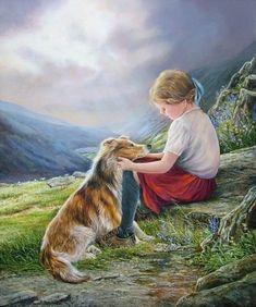 Malarstwo Shirley Deaville