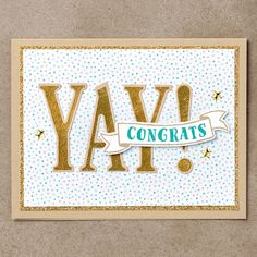 Letters for You Photopolymer Bundle by Stampin' Up!
