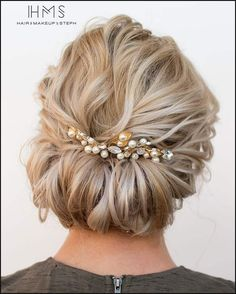 12 Non-Cheesy Bridal Party 'Dos Your Bridesmaids Will Love ... | Einfache Frisuren