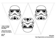 - Star Wars Bday - Ideas of Star Wars Bday - Decoration Star Wars, Star Wars Party Decorations, Lego Star Wars, Printable Star Wars, Aniversario Star Wars, Star Wars Prints, Star Wars Christmas, Star Wars Birthday, Lego Birthday