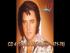 Elvis - Walk A Mile In My Shoes The Essential 70s Masters CD 2 full album - YouTube