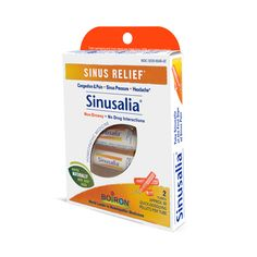 Sinusalia Pellets temporarily relieve nasal congestion, sinus pain and headache due to the common cold or allergies. https://shop.boironusa.com/medicine/sinusalia-pellets/ #homeopathic #sinusalia