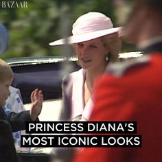 Princess Diana's Most Iconic Looks: We can't get enough of Princess Diana's classic looks.