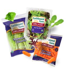 New Earthbound Farm Organic Produce Coupon Available Now