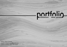 Architecture Portfolio Osnat Pavese by Osnat Pavese - issuu