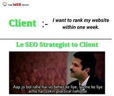 Clients' expectations for SEO VS SEO Reality Expectation Vs Reality, Best Web Design, Design Development, Seo, Digital Marketing, Hacks, Website, Tips