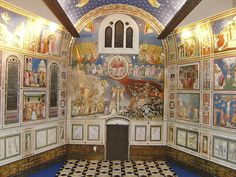 The Scrovegni Chapel in Padua - Italy
