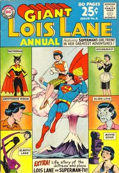 The Superman Fan Podcast: Episode #358 Part III: Superman Family Comic Book ...