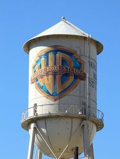 Warner Bros Studios in Burbank, CA. This studio has so much history.