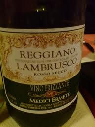 Lambrusco! Discovered this sweet lovely in Rota!  Spain is a wine country..... it most definitely was for me.