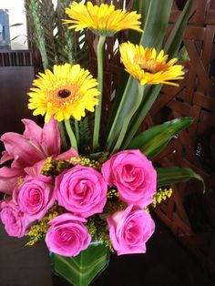 Flower arrangements | Arreglos de flores Dreams Riviera Cancun Resort & Spa