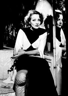 Marlene Dietrich...1930