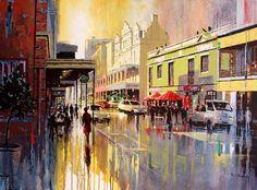 nasser n zadeh Illustration Art, Illustrations, Cape Town, Artsy, Street, South Africa, Artwork, Islam, Buildings