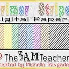 I have included 9 digital striped papers (backgrounds) in various primary colors. These are great for creating labels or cover pages.Have fun cre...
