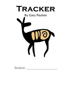 Tracker (Gary Paulsen) Novel Study / Reading Comprehension