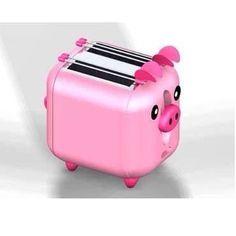 Pig toaster