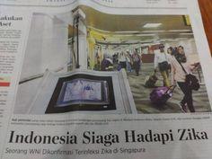 Indonesia siaga nyamuk zika
