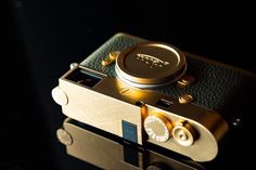 New: Leica SC Asset limited edition brass camera - Leica Rumors Rangefinder Camera, Leica Camera, Nikon Dslr, Camera Gear, Leica M10, Gopro Photography, Landscape Photography, Portrait Photography, Wedding Photography