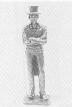 Uncle Sam, Ricker Pewter