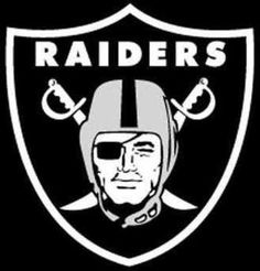 Ranking the 10 Most Intimidating Logos in the NFL - 1. Oakland Raiders