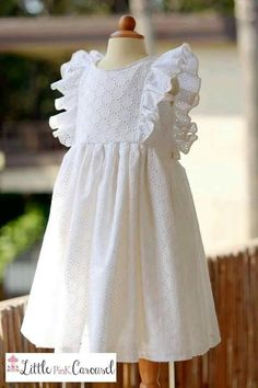 Trendy sewing for kids skirt fabrics 70 ideas Trendy sewing for kids skirt fabrics 70 ideasYou can find Little girl dresses and more on our websit. Frocks For Girls, Kids Frocks, Little Dresses, Little Girl Dresses, Cute Dresses, Girls Dresses, Vintage Baby Dresses, Flower Girl Dresses, Frock Patterns