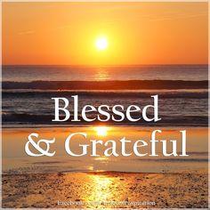 Bless & Grateful