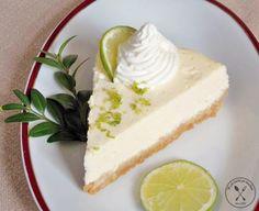 Serniki pieczone – Strona 2 – Wędrówki po kuchni - limonkowy sernik