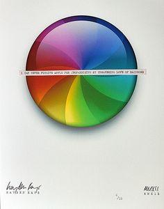 Hayden Kays. A Rainbow of Chaos.