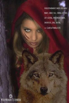 Little Red Riding Hood & Wolf Wolf Images, Wolf Pictures, Anime Wolf, Foto Fantasy, Fantasy Art, Fantasy Quotes, Wolf Spirit, Spirit Animal, Illustration Fantasy