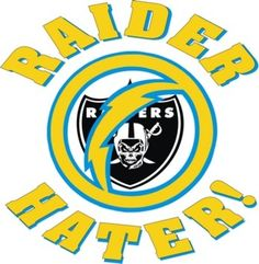 Chargers for Life <3