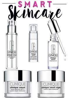 How to customize your skincare routine with smart solutions from Clinique. Includes reviews!
