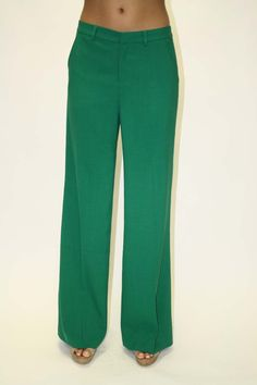 Simple Womens Olive Green Cargo Pants  Pant Olo