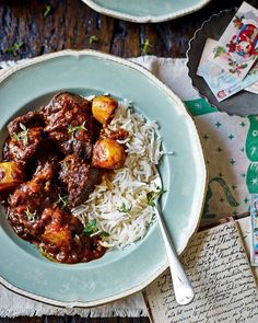 There's no need to order a takeaway – plan ahead and cook this easy spiced beef casserole recipe instead.