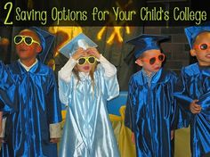 Saving money for your kids college doesn't have to be hard. Check out these ways to start stashing for college now.