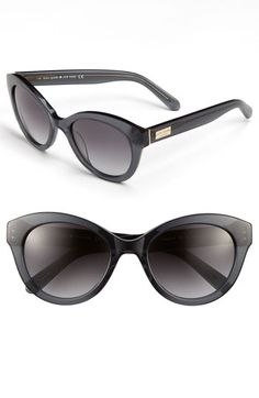 kate spade new york retro sunglasses | Nordstrom