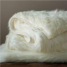 Faux Beach Sheep Blankets Composite Faux Fur Blanket