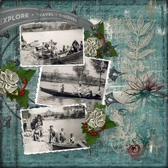 Add-on Julie Mead Mead, Layout, Scrapbooking, Painting, Inspiration, Art, Biblical Inspiration, Art Background, Page Layout