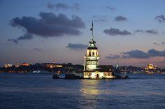 Maiden tower (Kiz Kulesi)