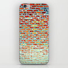 Bricks & Mortar iPhone & iPod Skin