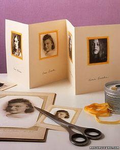 Ideas para hacer tarjetas en dia de la madre