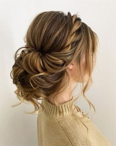 Splendid 100 Gorgeous Wedding Updo Hairstyles That Will Wow Your Big Day – Selecting your bridal hair style is an important part of your wedding planning,Gorgeous wedding updo hairstyles,wedding updos with braids,braided wedding updos,braided bridal hairstyles,Bridal Updos,B ..