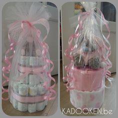 babyshower taart van pampers Pampertaart, pamperbrommer, luiertaart, taart van pampers, brommer  babyshower taart van pampers