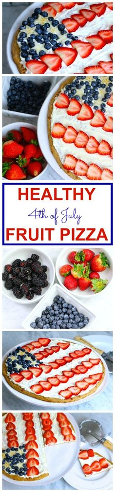 easy healthy fourth of july appetizers