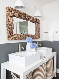 Laundry Loaders. The mirror