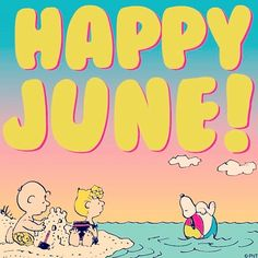 Image result for snoopy june