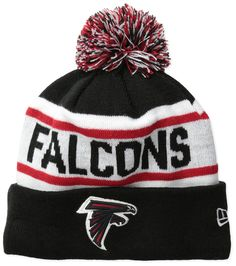 reputable site d6ce0 76879 NFL New Era Biggest Fan Redux Knit Beanie with Pom  Christmas Gifts  Christmas Gifts For