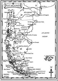 Scartate le isole del Pacifico, come posto più sicuro della Terra venne scelta la Patagonia.
