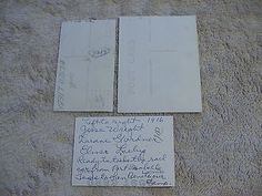 1916 Mexican Border WWI era photo postcards, soldiers, rail car (11/22/2014)